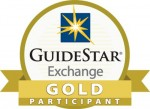 SALT LAKE CITY MISSION GUIDESTAR GOLD SEAL LOGO