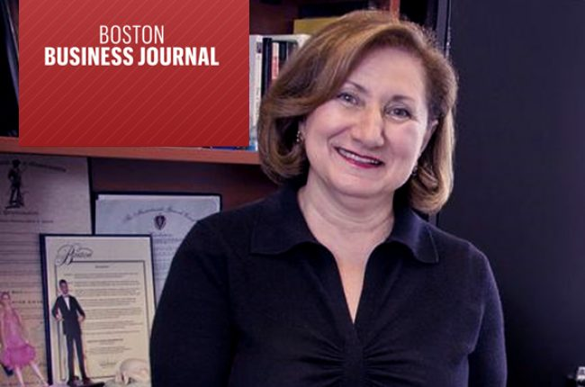 Boston Business Journal chose AdMeTech President and CEO Dr. Faina Shtern  as one of the Women of  Influence for 2016.