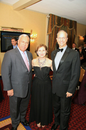 Dr Faina Shtern With Mayor Menino And Mark Lightner President Of Arthur Murray Dance Studios Amds Boston